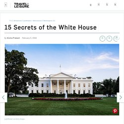 Secrets of the White House
