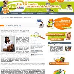 Secteur animalier : la santé animale - Chiffres et métiers
