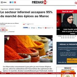 Le secteur informel accapare 95% du marché des épices au Maroc