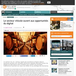 Le secteur viticole ouvert aux opportunités du digital