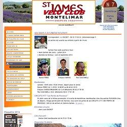 Section VTT - Saint James Vélo Club Montélimar