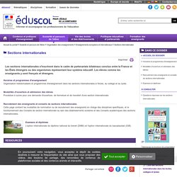 Dossier Sections internationales_eduscol