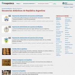 Secuencias didácticas de República Argentina