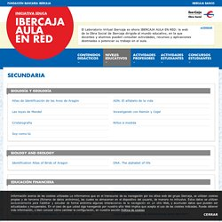 Secundaria Archives - Ibercaja Aula en Red