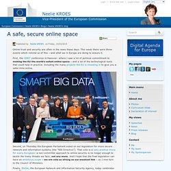 A safe, secure online space