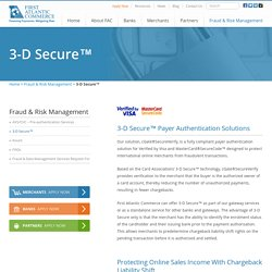 Fraud Risk Management Solutions