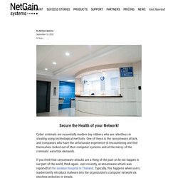 Secure the Health of your Network! -