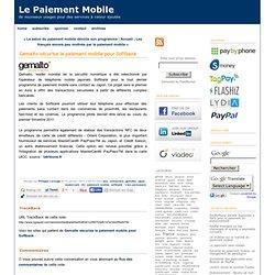 Gemalto sécurise le paiement mobile pour Softbank