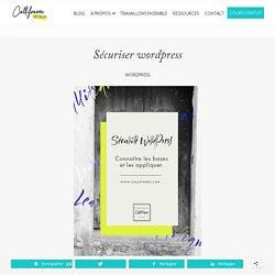 sécuriser wordpress