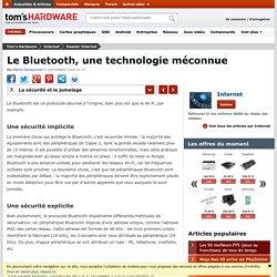 La sécurité et le jumelage : Le Bluetooth, une technologie mécon