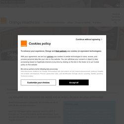 Sécurité des données de santé – Orange Healthcare