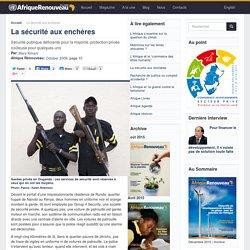 Afrique Renouveau En Ligne