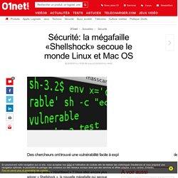 Sécurité: la mégafaille «Shellshock» secoue le monde Linux et Mac OS
