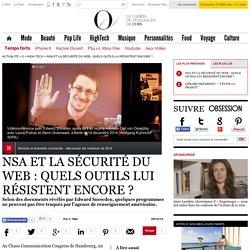NSA et la sécurité du web : quels outils lui résistent encore ? - O - L'Obs