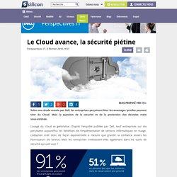 Le Cloud avance, la sécurité piétine - Silicon