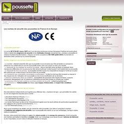 Les normes de sécurité des poussettes en France et en Europe