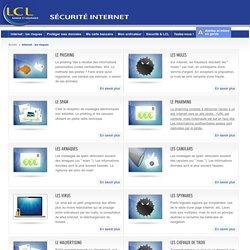 Guide Sécurité - Les risques sur Internet - Guide sécurité