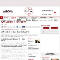 La Sécurité sociale dans l'illégalité