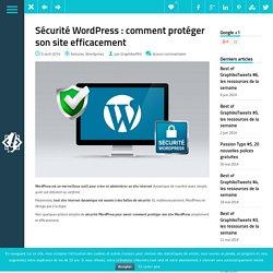 Sécurité Wordpress : comment protéger son site Wordpress ?