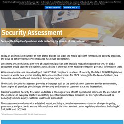 Security Assessment Praxidia