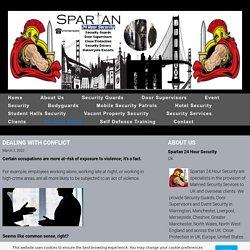 Security Blog, Security Blogs UK, Security Guards, Doormen.
