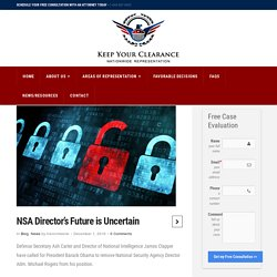 Security Clearance Breaches, Management Style Draw Critics