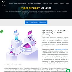 A Perfect Cybersecurity Service Partner