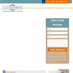 Social Security Disability Attorney in North Carolina