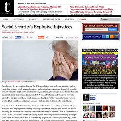 Social Security's Explosive Injustices