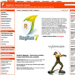 RegRun III Suite