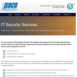 IT Security Services in Toronto and Mississauga