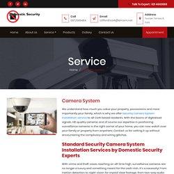 Security & Surveillance Camera System In Cork Ireland