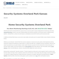 Question Before Purchasing Home Security Systems