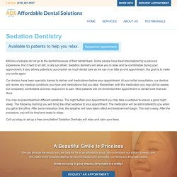 Sedation Dentist Reading PA