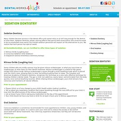 Sedation Dentistry in Toronto, Vaughan