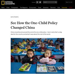 See How the One-Child Policy Changed China