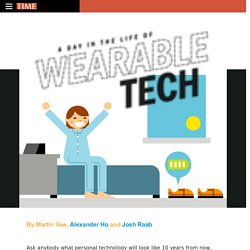 See the wearable tech of the future