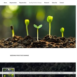 Seeding Positive Change - Unifying Fields