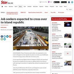 Job seekers expected to cross over to island republic - Metro News