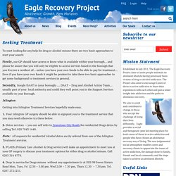Eagle Recovery Project