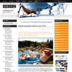 Segedin Aquapolis wellness/ spa