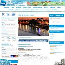 Segedin Nova godina - SAB Travel