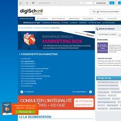 SEGMENTATION DU MARCHÉ : Cours sur la Segmentation en Marketing