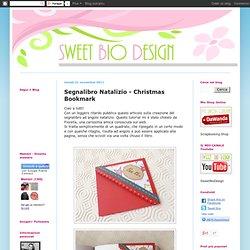 Segnalibro Natalizio - Christmas Bookmark