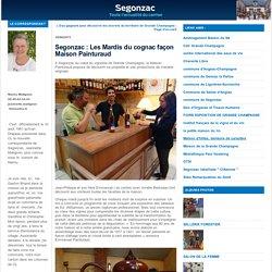 Charente Libre - Segonzac : Les Mardis du cognac façon Maison Painturaud : Segonzac