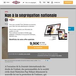 Non à la ségrégation nationale contre les jeunes étrangers