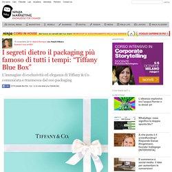 I segreti dietro il packaging più famoso di tutti i tempi: Tiffany Blue Box