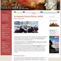 Segunda Guerra Púnica. Aníbal contra Roma