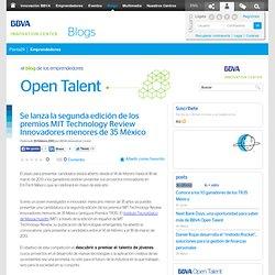 Se lanza la segunda edición de los premios MIT Technology Review Innovadores menores de 35 México