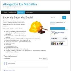 Laboral y Seguridad Social